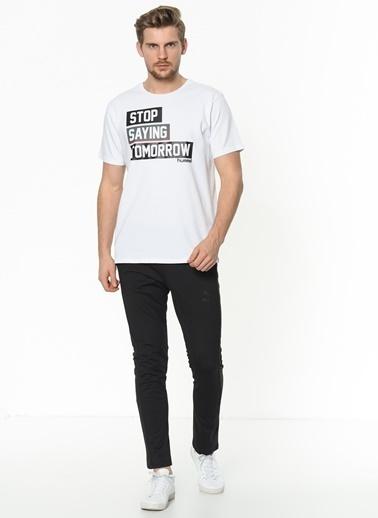 Hummel Erkek Tişört Renzo 910395-9001 Beyaz